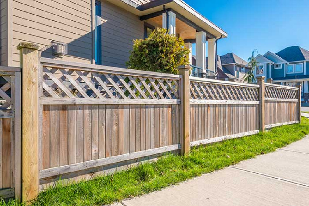Improve Your Curb Appeal With Functional Protection